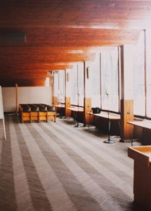 library auditorium 1998