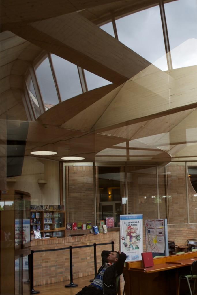 Virgilio Barco Library. Photo S. Veldhuisen